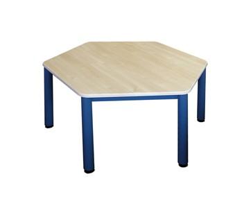 Hexagonal Table – 6 legs HT
