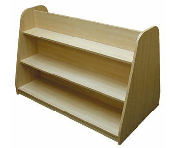 Mini Range Double Shelf Unit