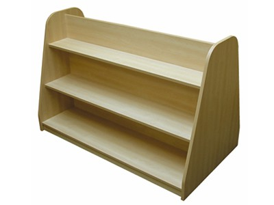 Mini Range Double Shelf Unit