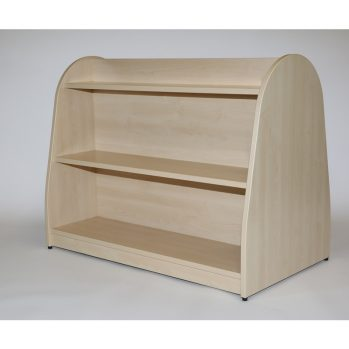 Double Sided Shelf Unit