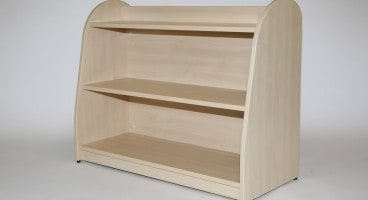 Single Sided Shelf Unit