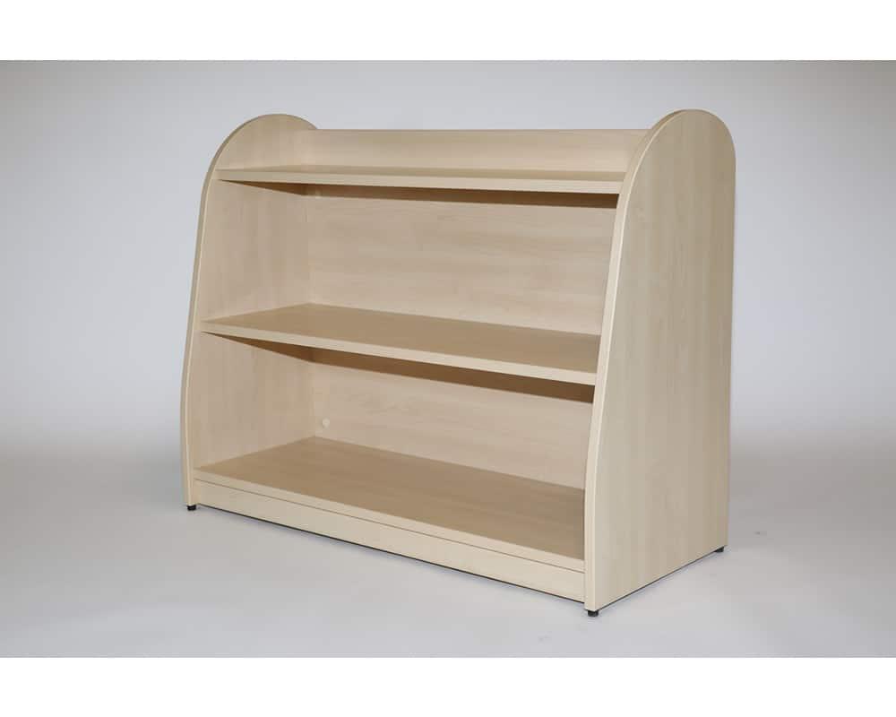 Single Sided Shelf Unit