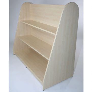 single shelf unit