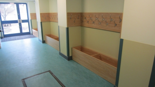 Aintree Davenhill Cloakroom A
