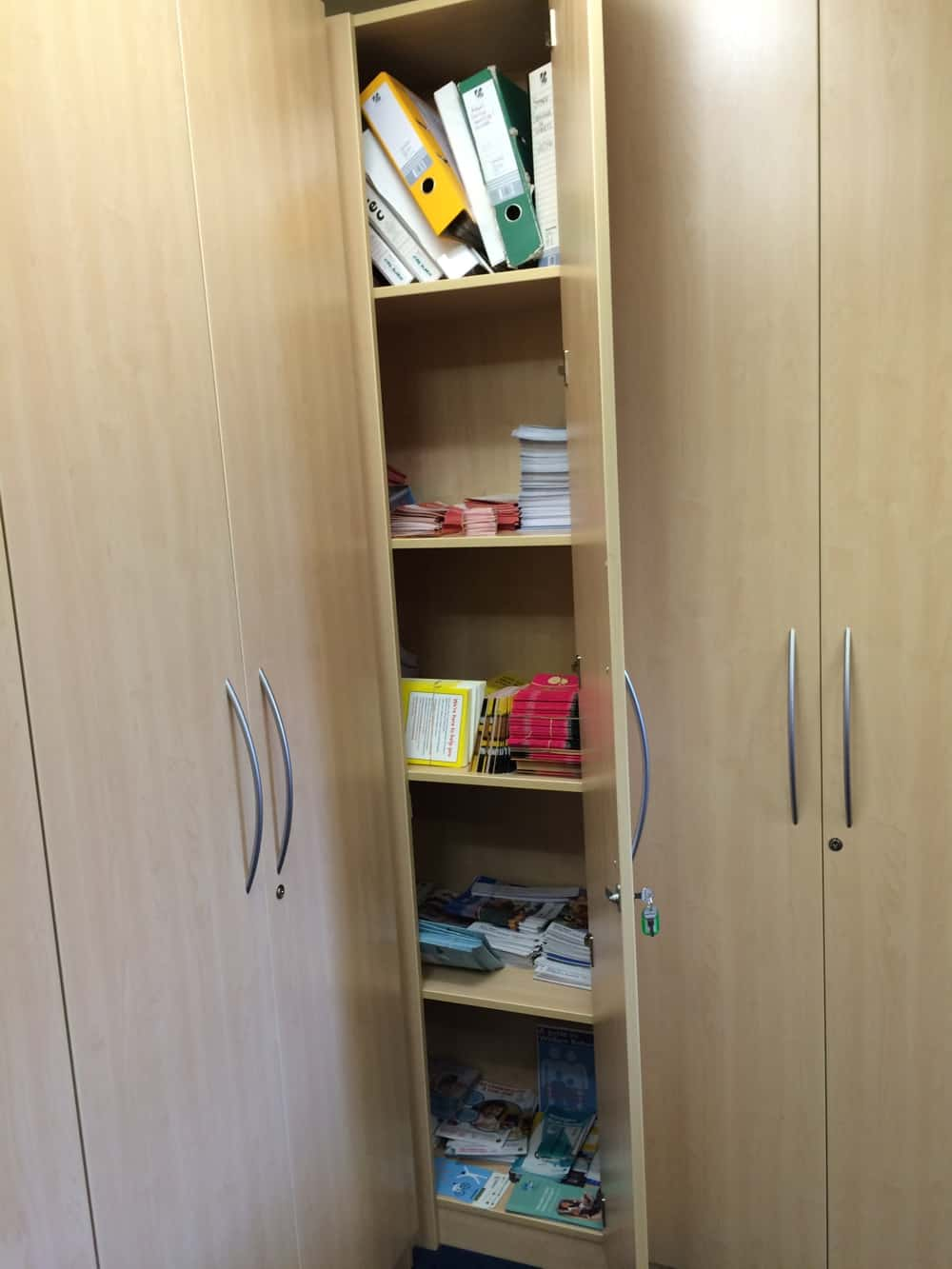 Corner Storage B