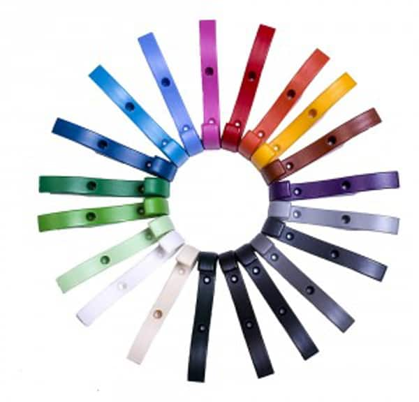 Unbreakable Hat and Coat Hooks - Choice of 20 colours