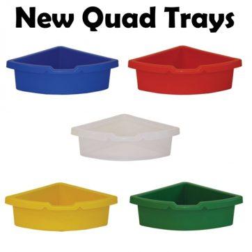 Gratnells Quadrant Trays