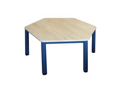 Hexagonal Table – 6 legs HT