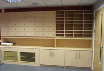 School Staff Room