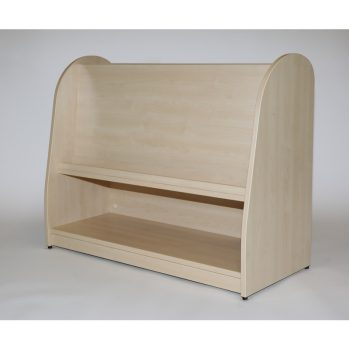 Single Sided Display Bookcase