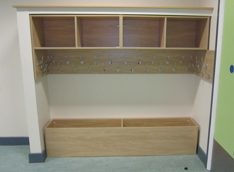 Aintree Davenhill Cloakroom C