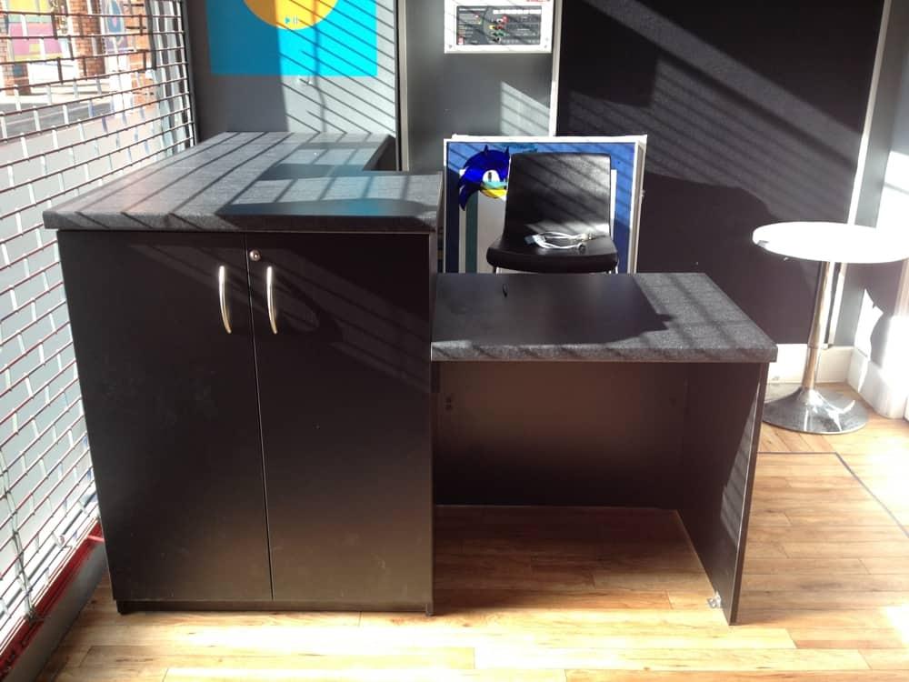 DDA Reception Counter