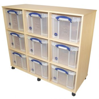 School Storage Furniture - Really Useful Boxes