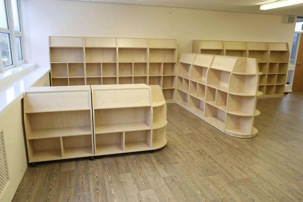 School Library Design & Installation