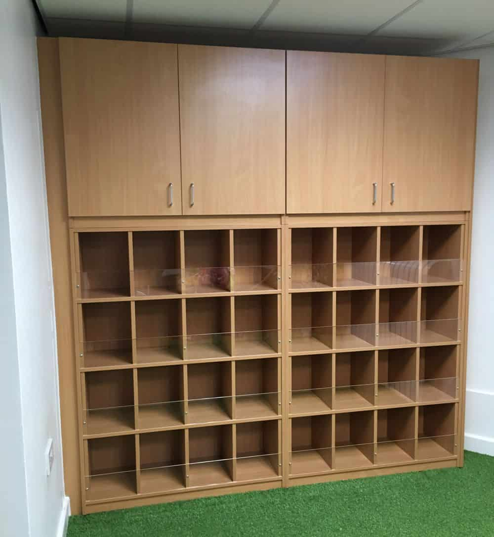 Reading Scheme Bookcase