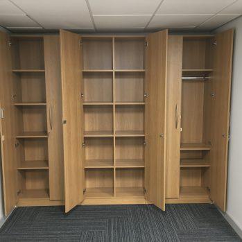 Head Teacher Office Storage