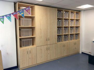 School Classroom Storage Furniture