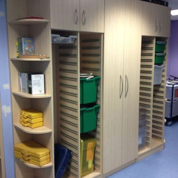 School Storage Furniture