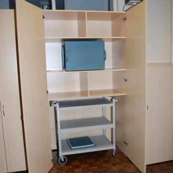 School Hall Storage
