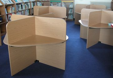 Library Study Carousel