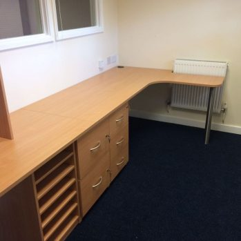 Built In Office Furniture & Storage
