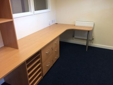 Built In Office Furniture & Storage