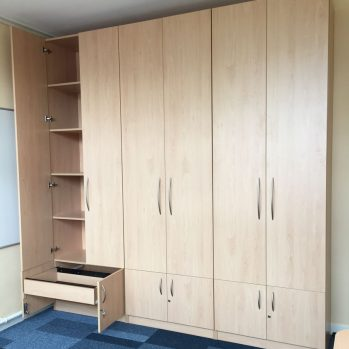 School Office Storage