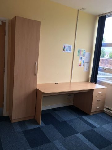Deputy Head Teacher Office Storage