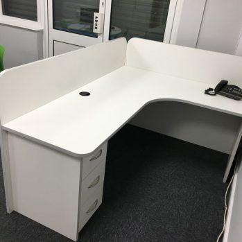 Head Teacher Office Desking & Storage