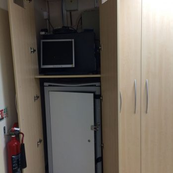 School Server Storage